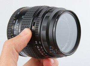 Image 5 - Kit de anillo de protección inversa de lente Macro 4 en 1 ai a 52mm cpl uv filtro cap anillo adaptador para d80 d90 d3100 d3200 d5100 d5200 d7000