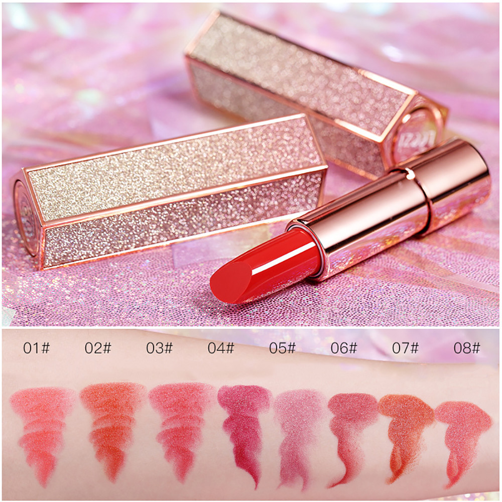 Beauty & Health Eye Shadow Sweet-Tempered Lameila 10-color Eyeshadow Earth Color Pumpkin Grapefruit Color Matte Shimmering Eye Shadow Palette Dress Up Your Beauty