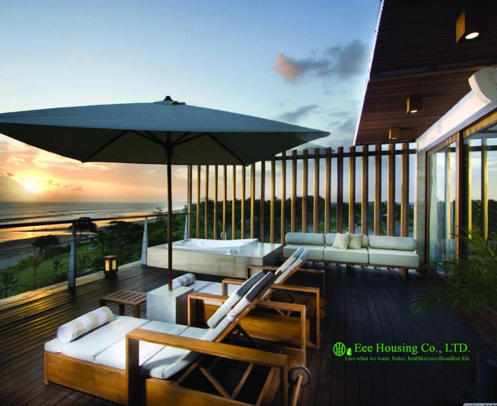 Garden Decking Suppliers / Terrace Decking Solutions / Outdoor Flooring Terrace