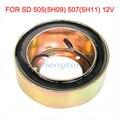 wholesale car ac parts High Quality Auto AC Air Conditioner Compressor Clutch Coil SD505 SD507 Compressor Clutch Coil 12V