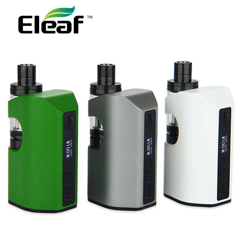 Original 100W Eleaf Aster RT Kit 4400mah Battery 3.8ml Melo RT 22 Tank E Cigarettes Aster RT Vape Kit Vs Eleaf Pico Dual Kit