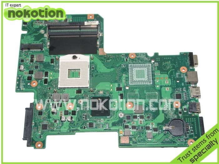 NOKOTION MB.RN60P.001 For Acer Aspire 7739z laptop motherboard MBRN60P001 HM55 DDR3 AIC70 MAIN BOARD 08N1-0NX3G00 for acer aspire v3 772g notebook pc heatsink fan fit for gtx850 and gtx760m gpu 100% tested