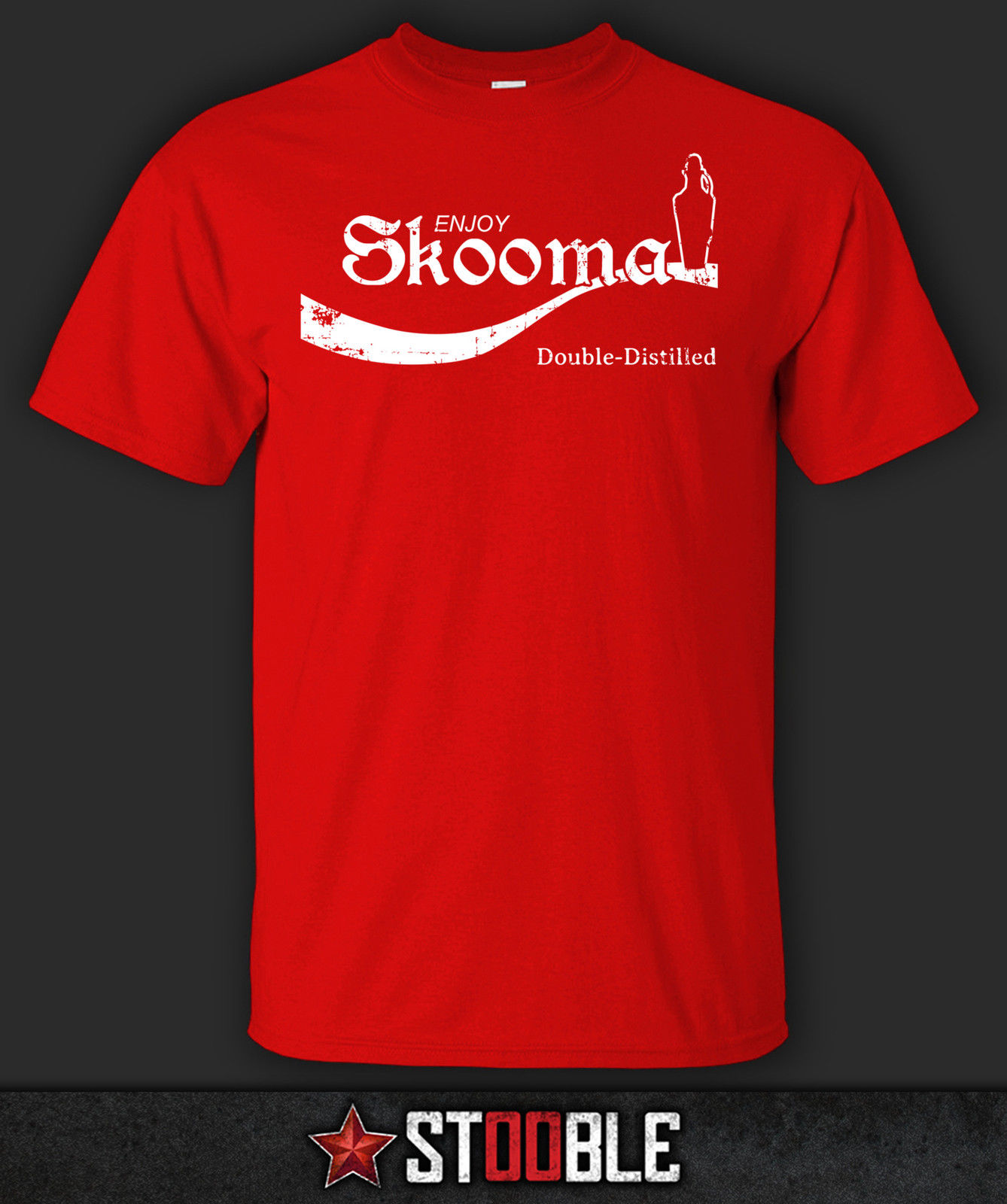 Enjoy Skooma T-Shirt-Direct from Stockist New TShirts Funny Tops Tee Unisex High Quality Casual Printing free shipping