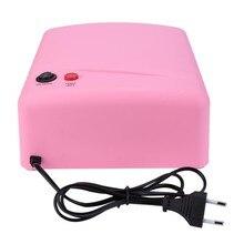 High quality Professional Gel Nail Dryer 36W UV Lamp 220V EU Plug Led Nail Lamp Curing Light Nail Art Dryer tools