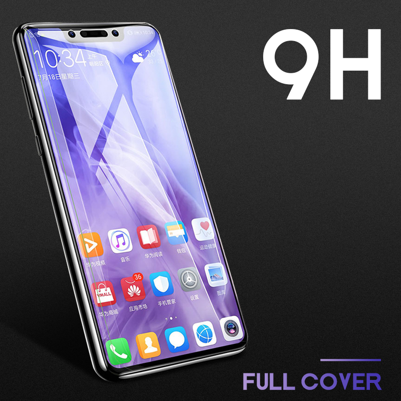 9H  HD Full Cover Tempered Glass For Huawei NOVA3 NOVA3E P20 LITE NOVA3I