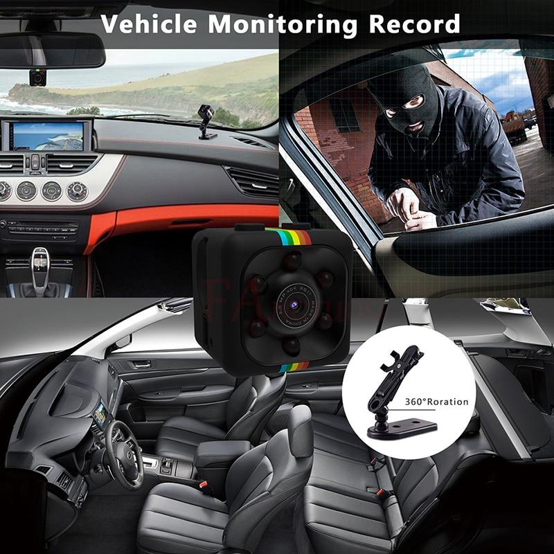 FANGTUOSI sq11 Mini Camera HD 1080P Sensor Night Vision Camcorder Motion DVR Micro Camera Sport DV  Video small Camera cam SQ 11 4