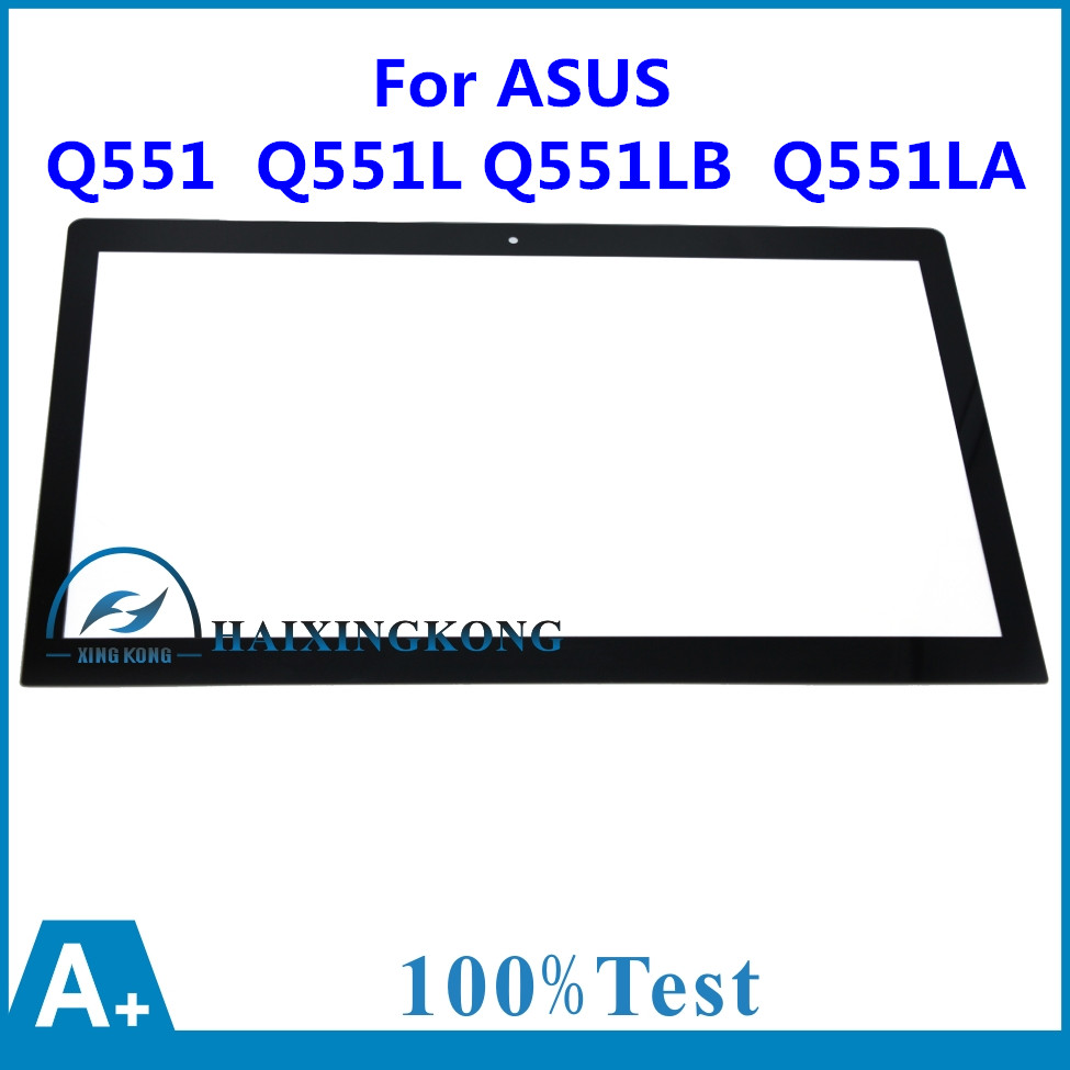 15.6 For Asus Q551 Q551L Q551LB Q551LA Touch Screen Touch Panel Digitizer Glass Lens Repair Parts Replacement TOP15I97 V1.0 original new genuine 11 6 inch tablet touch screen glass lens digitizer panel for hp x360 310 g1 replacement repairing parts