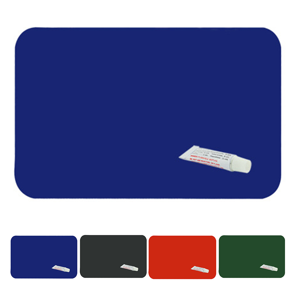 Useful Inflatable Boats Leaking Hole Durable Portable Kayak PVC Repair Patch Lightweight Canoe Easy Apply Professional Tool