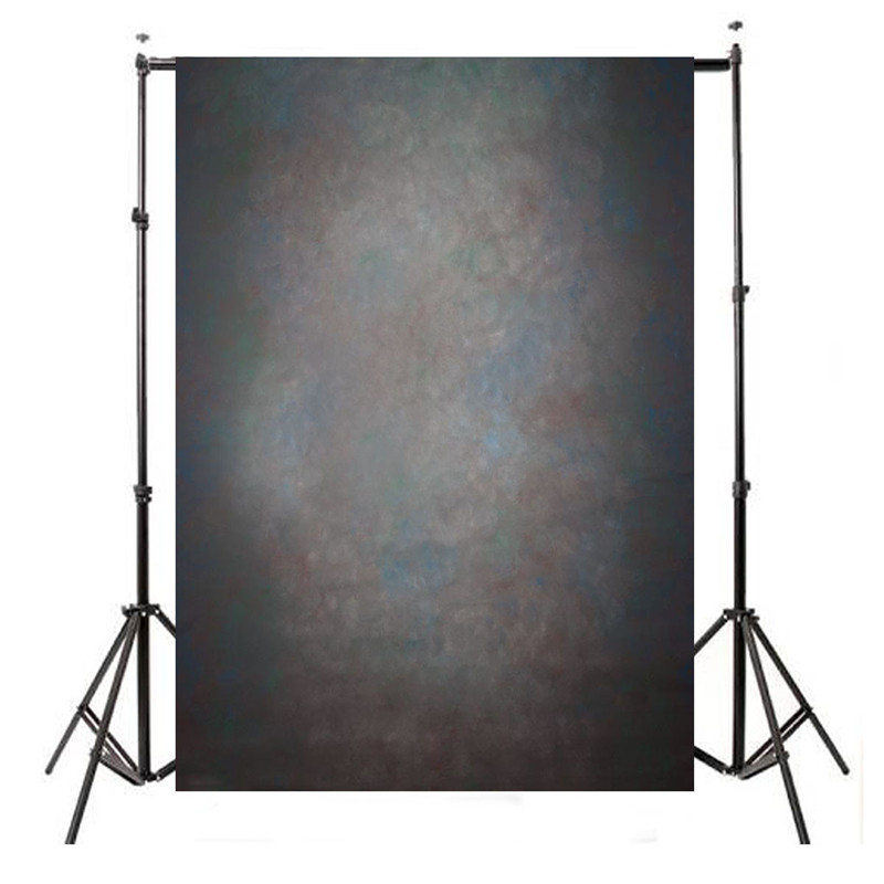 5x7FT Retro Black wall Thin Vinyl Photography Background For Studio Photo Props Photographic Backdrops cloth 210 x 150cm brick wall baby background photo studio props vinyl 5x7ft or 3x5ft children window photography backdrops jiegq154