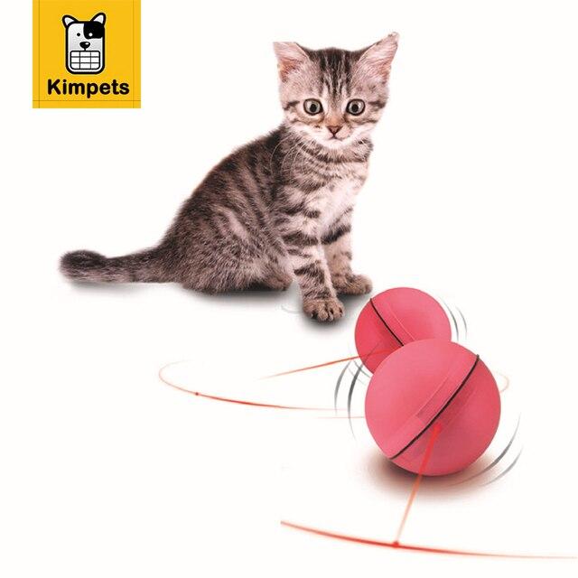 jouet chat qui se met en boule