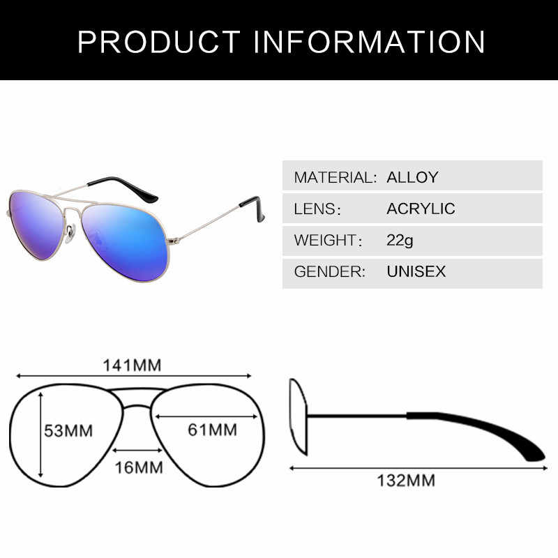 High Quality Aviation Polarized Sunglasses Women Men Brand Designer Driving Vintage Sunglass Female Sun Glasses For Women UV400