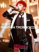 S 5XL Men fashion slim DJ singer concert Black white sequins bright long suit costumes clothing formal dress