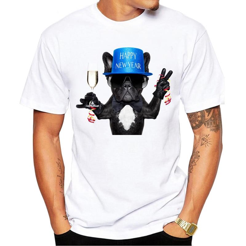 New Arrivals 2018 Funny Boxer Dog Design T Shirt Summer Men/Boy Custom Animal T-Shirt High Quality Novelty Fitness Tee Tops