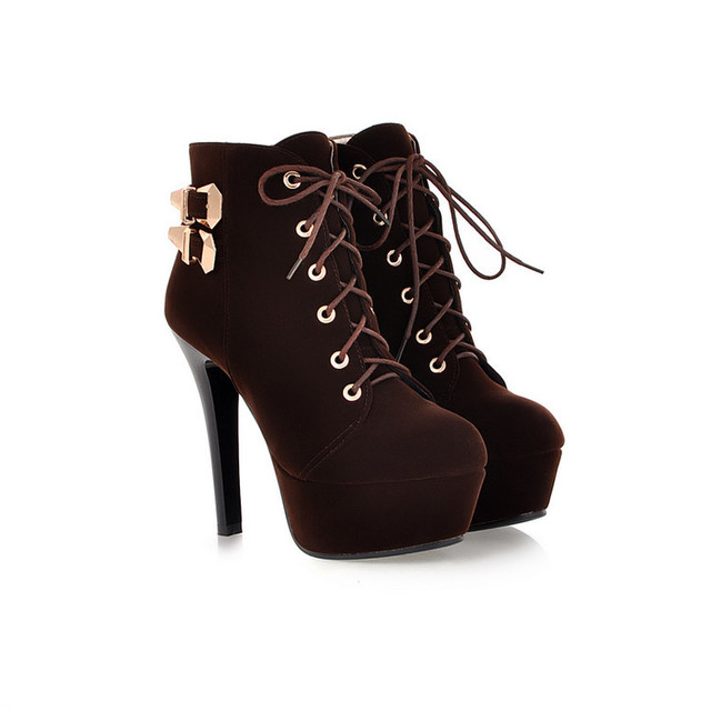 Aliexpress.com : Buy Fashion New Ankle Boots Online Shopping ...