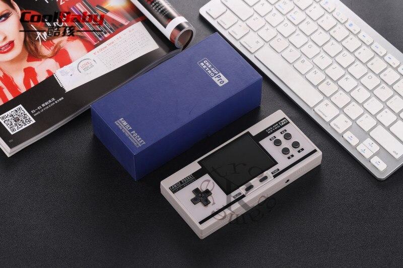 Portable Spielkonsolen Unterhaltungselektronik Clever Dhl 10 Pcs Tasche Spielkonsole Retro Tragbare Mini Handheld Spiel Player Eingebaute 348 Klassische Spiele 3,0 Zoll Farbe Lcd Für Nes