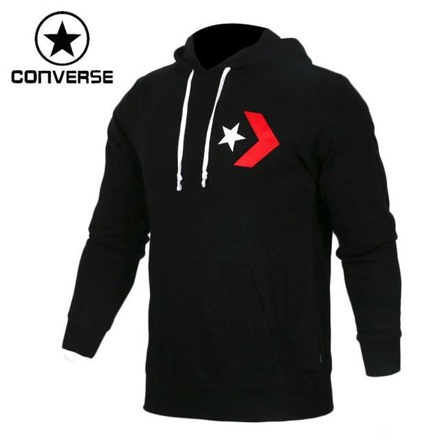 3c08b47618e3 Original New Arrival 2018 Converse Star Chevron Pullover Hoodie Men s Pullover  Hoodies Sportswear