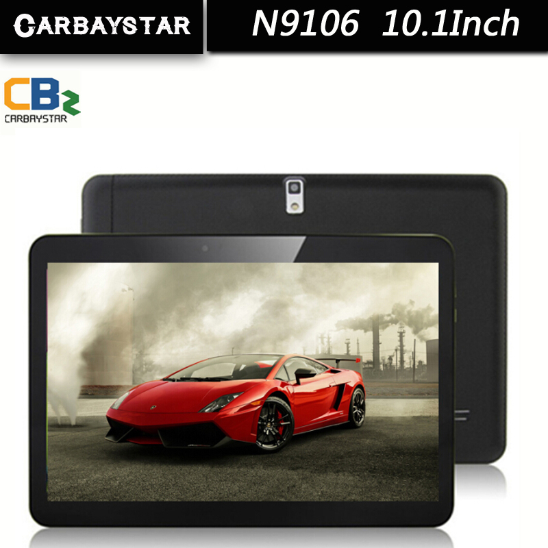 CARBAYSTAR Double SIM 3g tablet pc 1280 800 10 1 tablet pcs android smart tablet computer