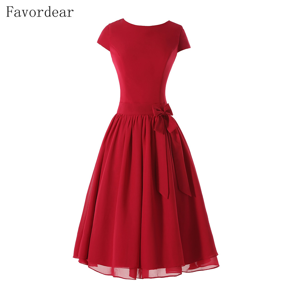 Favordear See Through Back Short Prom   Dresses   Long Sleeve Sheer Back Sexy Homecoming   Dress   Satin Lace Burgundy   Cocktail     Dresses