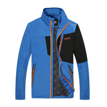 Softshell Jacket Men Outdoor Sports Camping Coat Waterproof Jacket Windproof Climbing Jacket Thermal Man Women Online