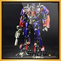 [Mostrar. Z Store] NOVO! 4 ever Estúdio Optimus Prime Transformação 09 Revenge Of the Fallen Filme NÃO DMK2.0 Vesion