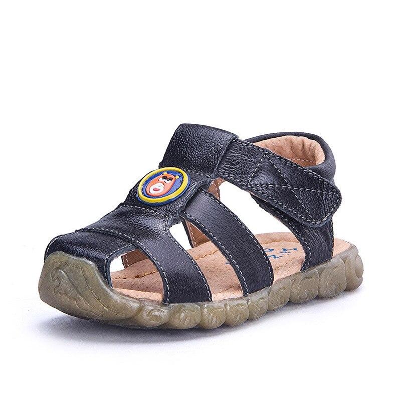 2018 Summer Boys Sandals High Quality Children Sandals Boys Kids Summer Shoes Beach Sandals