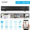 KKmoon 4CH pełna 1080N/720 P AHD DVR podmiotów z sektora wielkich detalistów NVR cyfrowy rejestrator wideo obsługuje Plug and Play dla HD 2000TVL kamery bezpieczeństwa CCTV