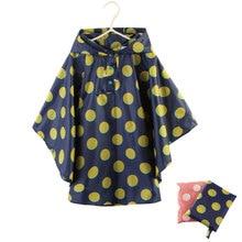 Cute Fashion Pattern waterproof Kids big raincoats for girls boys hooded children clothing handbag raincoat poncho