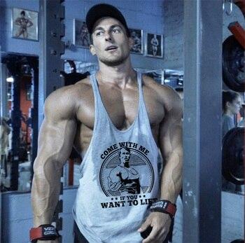 3503eccb2ffd1 ... Brand Bodybuilding Stringer Tank Tops Mens Sportwear Vest Fitness Men  golds gyms 1