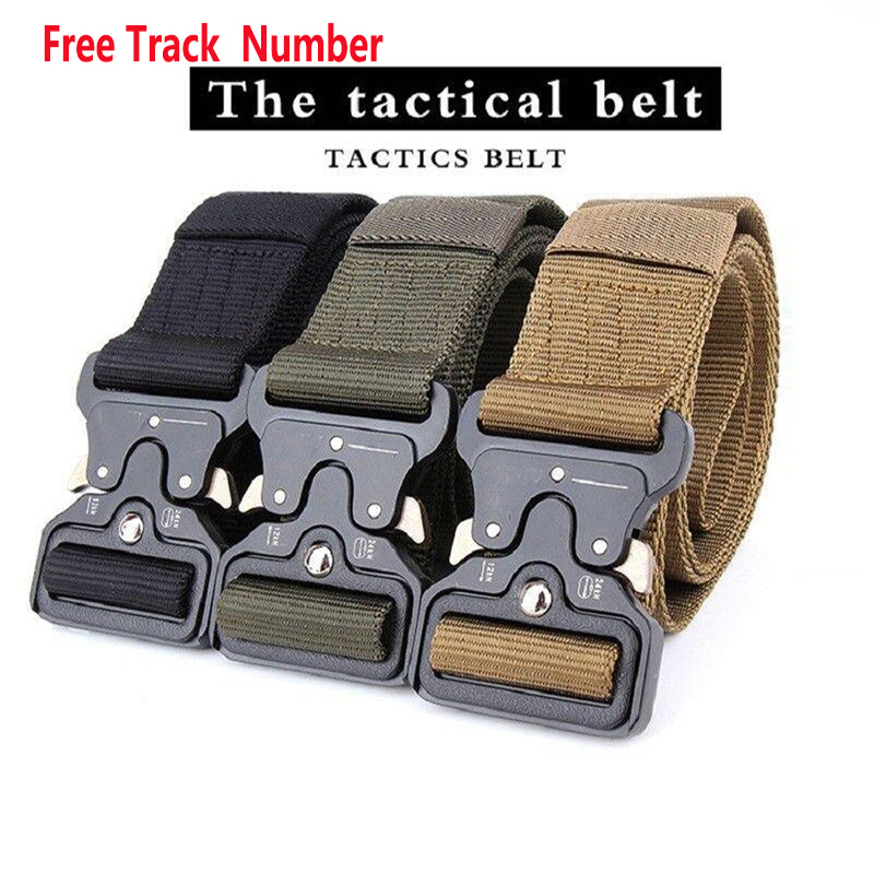 Outdoor 49 Deduction Men Tactical Belt Buckle Military Nylon Training Safety Work Belt StrapOutdoor 49 Deduction Men Tactical Belt Buckle Military Nylon Training Safety Work Belt Strap