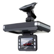 2 In1 Auto DVR Radar Dash Cam Laser Video Speed Detector/GPS Car Camera Record(China)