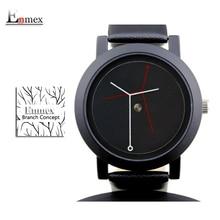 2017 regalo de la muchacha diseño creativo reloj Enmex rama concepto breve simple cara cubo de la moda de cuarzo relojes de señora