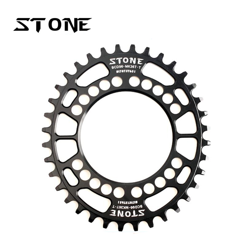 Stone MTB Bike Oval Single Chainring BCD 96mm BCD96 Chain Ring For M7000 M800 M9000 96 PCD Chainwheel Bicycle PartsStone MTB Bike Oval Single Chainring BCD 96mm BCD96 Chain Ring For M7000 M800 M9000 96 PCD Chainwheel Bicycle Parts