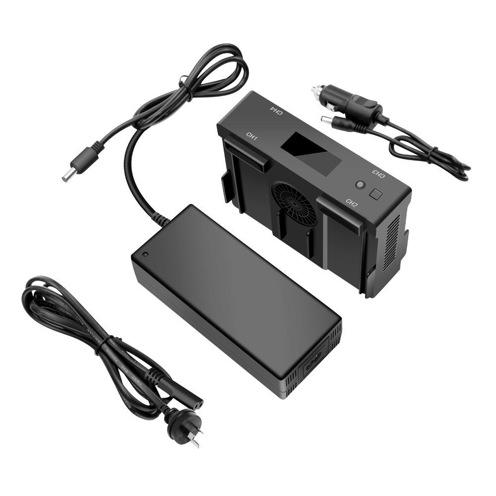 DSstyles для DJI Mavic 2 Pro 4 в 1 зарядное устройство для телефона планшета с дисплеем - 5