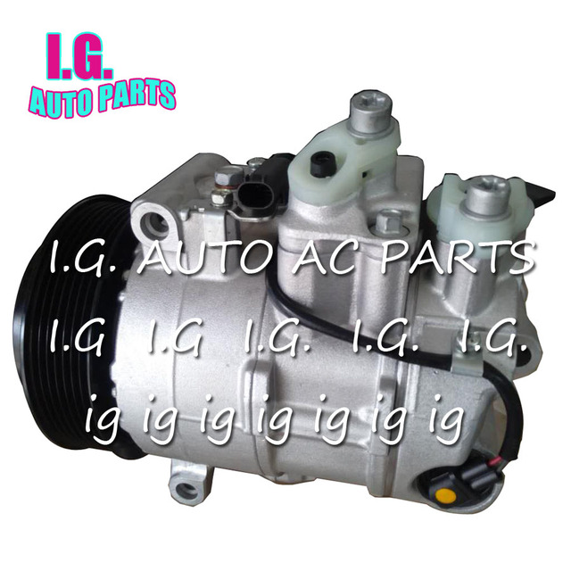 High Quality Auto Air Conditioner Compressor For Car Mercedes E200 2002 2003 2004 2005 A 001 230 8011 A0012308011