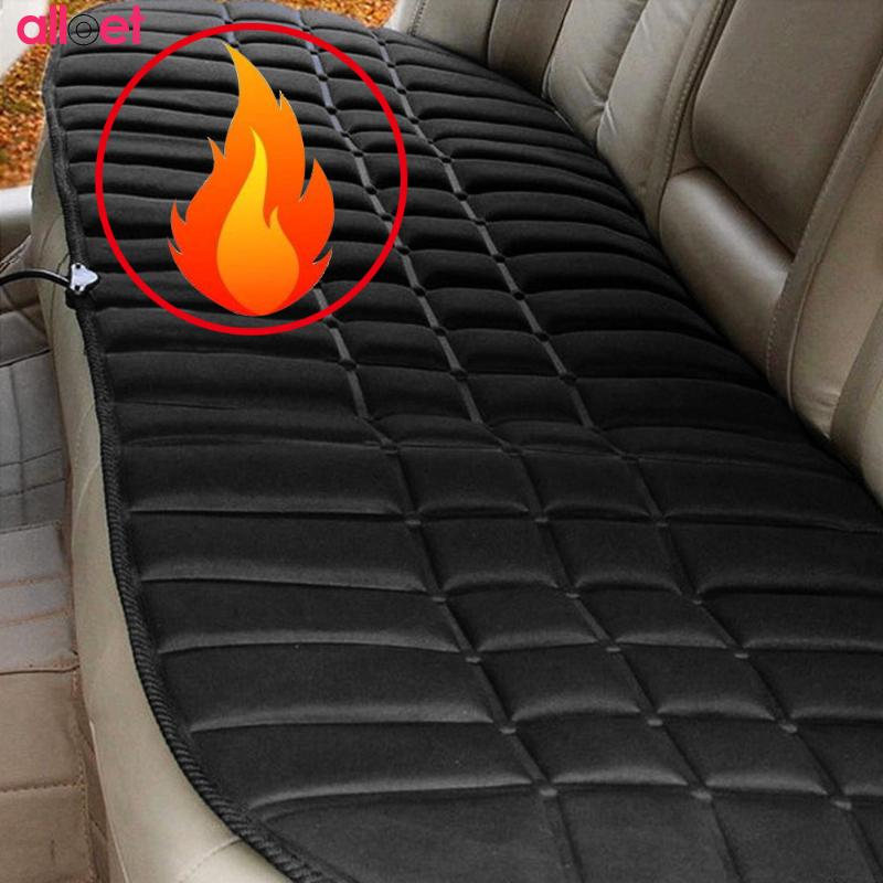 Universal Car DC12V Powered Rear Back Row Seat Winter Warming Keeping Seat Cushion Pad Thermostat Truck Heated Seat High quality