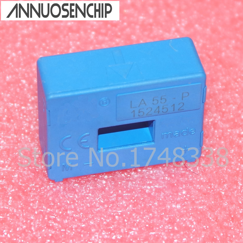 Free shipping 10PCS LA55P LA55 P Current Transducer LA 55 P New original