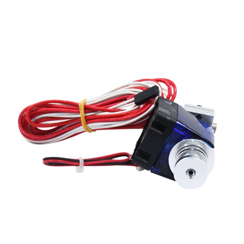 Kee Pang 3D tiskalnik V6 Ekstruder za tiskalno glavo z kabelsko cevjo - Pisarniška elektronika - Fotografija 3