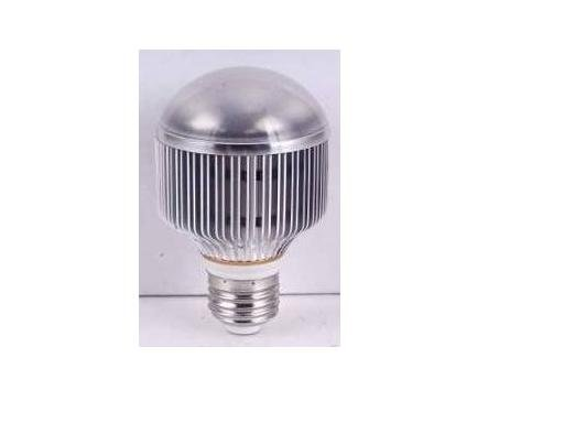 E27 base 5*1W led bulb;warm white;P/N:QP3W016