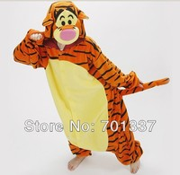 Mens Ladies Tiger Onesie Adult Animal Onesies Onsie Jumpsuit Pyjamas Pajamas 334 S M L XL