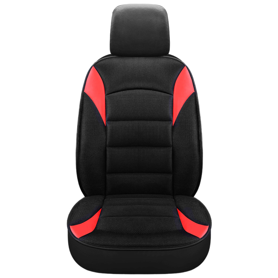 Car Seat Covers Universal Auto Seat Protector Cover for Vehicle Seats Comfortable High Quality Cushion Pad Interior Accessories
