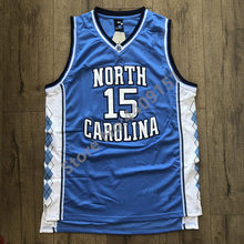 d9acefe06 2019 New Mens Vince Carter 15 North Carolina UNC Tar Heels College  Basketball Jersey S-