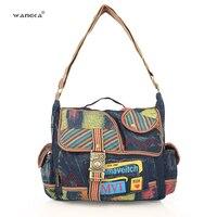 2019 women school Crossbody single shoulder bagpack Bag women Multifunction Travel Casual Messenger Leisure Bag