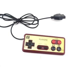 Image 3 - ゲームコンソールゲームパッド 8 ビットスタイル 15Pin プラグケーブル F C ため N E S 用ジョイスティックハンドル