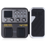 Musical Instruments NUX MG 100 13 Classic Amp Models Processor Multi Functional Modeling Guitar Processor Effect