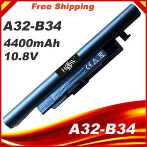 Image 2 - Dizüstü bilgisayar Akku A41 B34 A32 B34 40040607A1 DNS 0151435/0801149V