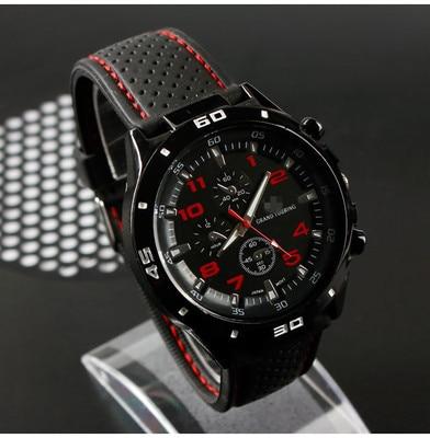Brand Fashion Casual Sports Military Men's Watch Clock Luxur