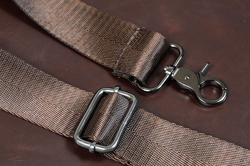 HTB16peJoXzqK1RjSZFvq6AB7VXaB 2019 Vintage Men's Briefcase Business Office Bags Crazy horse Leather Handbag NEW computer laptop Bag Casual Crossbody bags