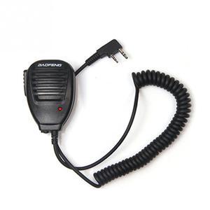 Image 1 - 2019 новый двухсторонний микрофон для динамика Baofeng 888 S 5R 5RA UV82 8D 5RE