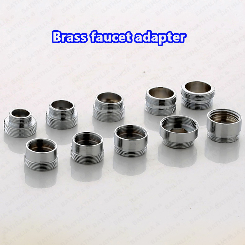 Bathroom Faucet Aerator Adapter Tap Nozzle Aerator Filter Chromed ...