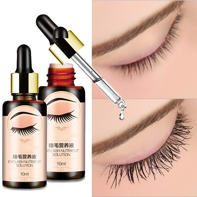 9d313c17e9f Eye Lash Rapid Growth Liquid New Women Most Effective Eyelash Growth Serum  liquid Natural Extract
